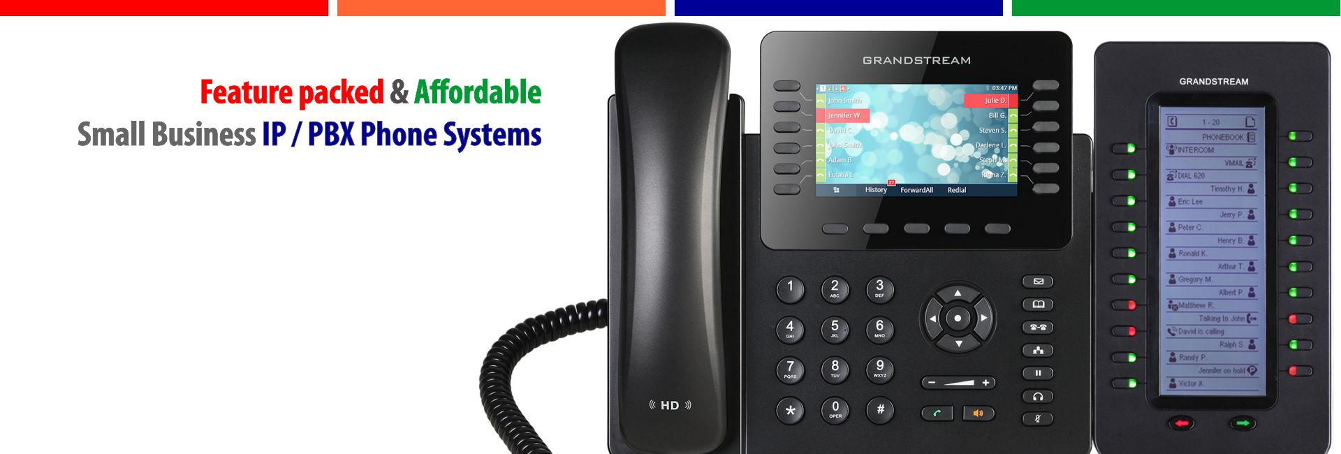 IP PBX Small Business Phone Systems