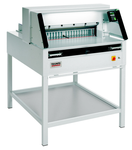 print finishing equipment triumph cutters