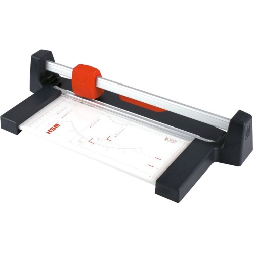 rotary paper trimmer Carl rt 200 rotary paper trimmer 12, also works great for crafts projects, trimmers cut up to 10 sheets of 20 lb paper at office depot & officemax now one company.